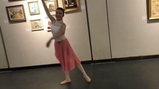 斗鱼TVLaVida芭蕾舞就是这么美