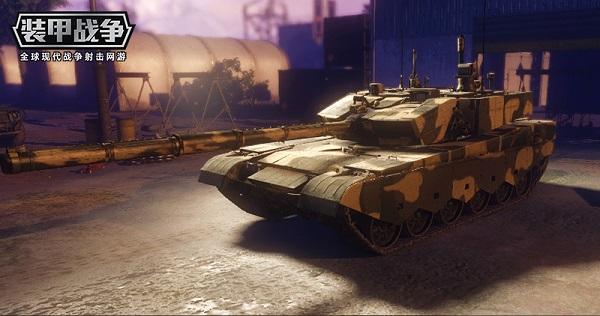 《装甲战争》8.10中国线活动方案