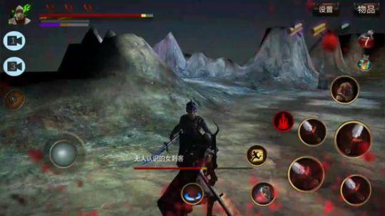 安卓独立游戏,黑暗之刃,taptap平台下载