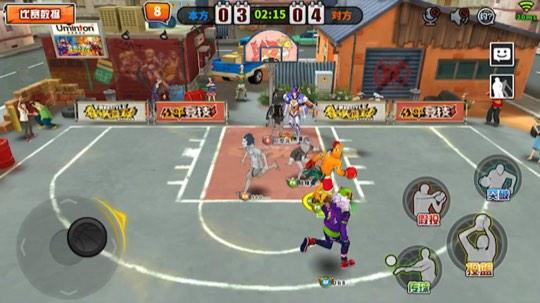 街头篮球小Pg一枚