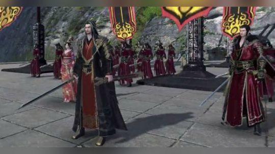 【天涯明月刀】 帝王州主题MV 《谁应帝王》