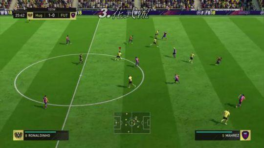 FIFA18 各大流派心目中的自己和别人眼中的自己,纯属娱乐