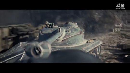 坦克世界cg动画