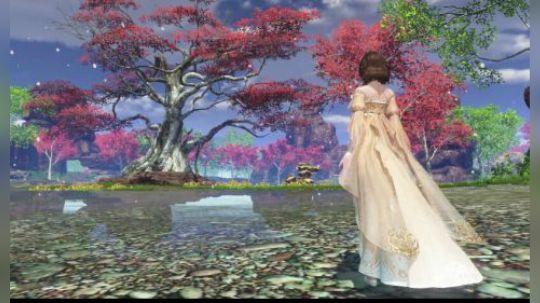 【天涯明月刀OL】浮光系列全新外装——浮光·拜占庭