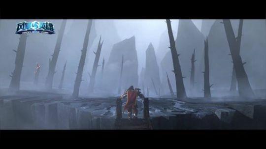 《风暴英雄》动画短片 - 烈焰浇铸