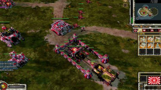 红警3 112233对战