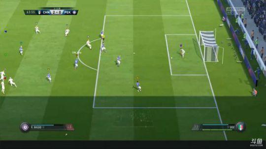 FIFA18第一届网易UU俱乐部联赛第12轮CHNvsPEK