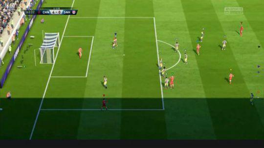 FIFA18第一届网易UU俱乐部联赛13轮CHNvsSNH