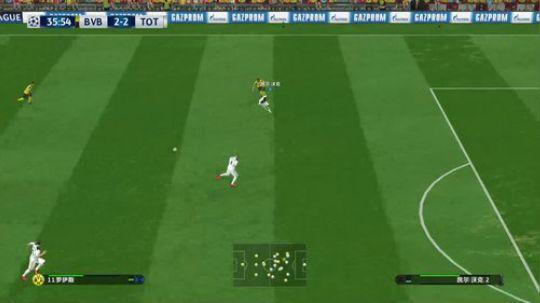 欧冠淘汰赛第二轮多特蒙德对战托特纳姆热刺 热刺绝杀出线
