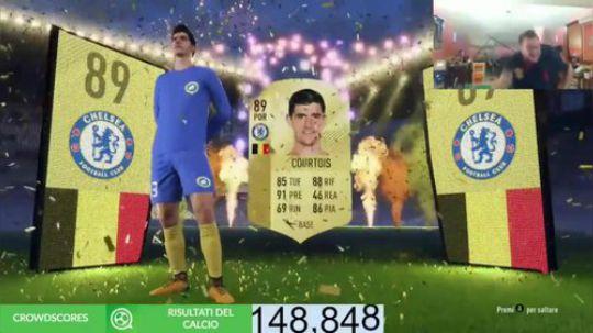 FIFA18欧洲人开包TOP10第⑤期