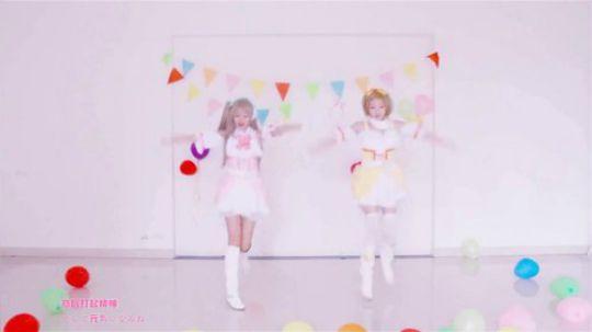 【Candy☆Crush】告白日和!short.ver 花鸟