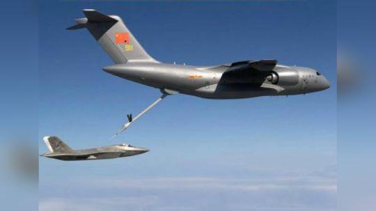 运20版空中加油机入役,中国空军将加速进入战略空军时代