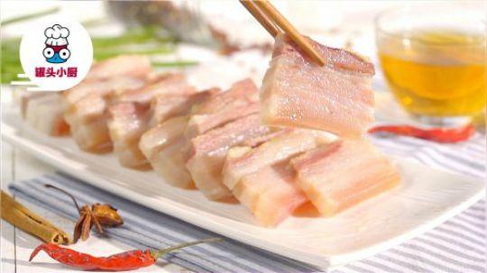 小鲜肉变老咸肉!这么腌肉美味又安心,用它蒸米饭别提多香了