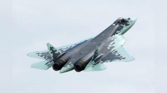 俄苏57战机自诩世界第一,一项重要指标却落后歼20战机十年!