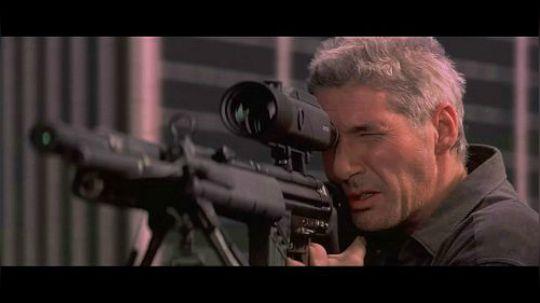 世界顶级杀手有多狡猾?用遥控狙击枪刺杀美国总统夫人太惊险!