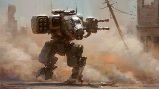 军用机器人究竟有多先进?局座为你精彩解答
