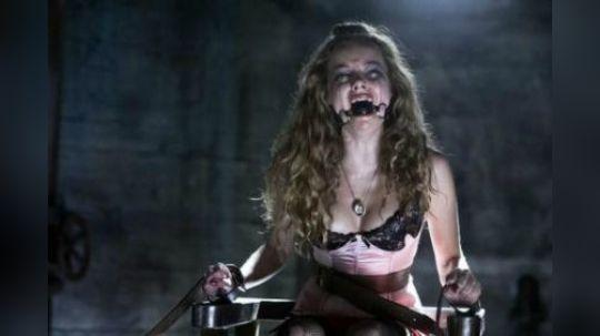 【牛叔】三个女生欧洲旅行的恐怖片《虐杀旅社2》富家女成功反转
