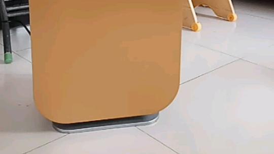 空气净化器小测试