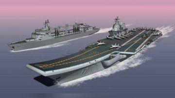 个航母战斗群就要800亿,那中国能养得起几艘航母?