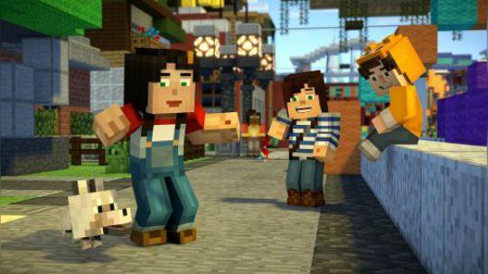 《我的世界》PS4国行简体中文版游戏正式上市    售价12