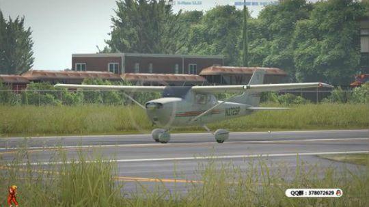 《X-Plane 11》你瞧不起的塞斯纳