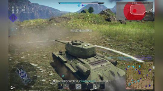 2017-8-31《战争雷霆》T-34-85/D-5T