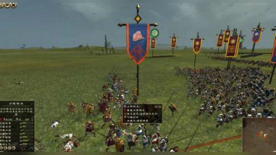 【罗马2 全面战争】你这配兵一点都不马其顿! 马其顿vs巴克