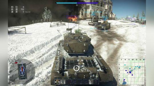 2017-8-11《战争雷霆》T29重型坦克