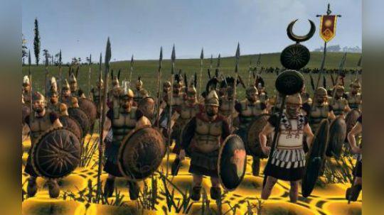 【罗马2 全面战争】派系介绍 帝国后裔 马其顿