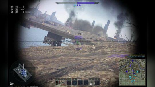 2017-8-16《战争雷霆》一号防空坦克A型