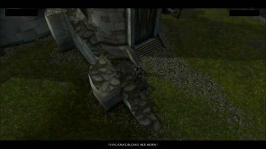 魔兽世界8.0幽暗城之战临时CG
