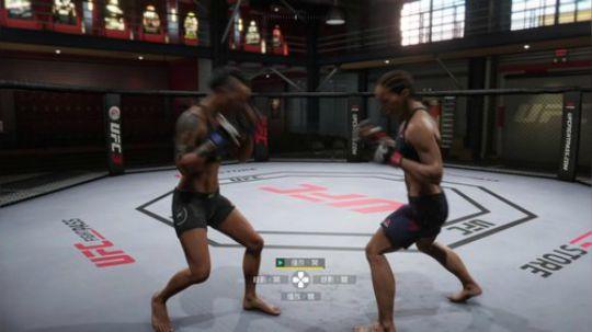 (安徽省芜湖市代表队)EA SPORTS™ UFC3训练1