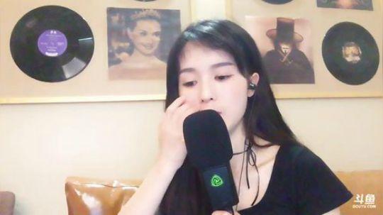 斗鱼女主播羊鹿鹿Jessie直播视频2018.3.14 16点场