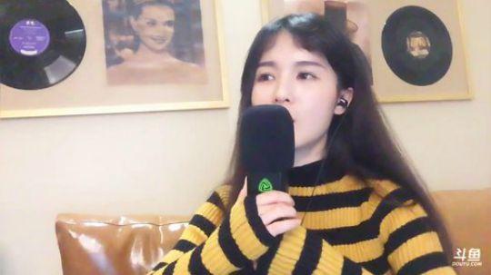 斗鱼女主播羊鹿鹿Jessie直播视频2018.3.15 20点场