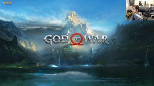 【女流直播】 战神(God of War)P2 4.23