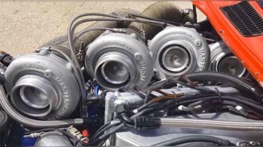 10万元和100万元的车,涡轮有什么不同?