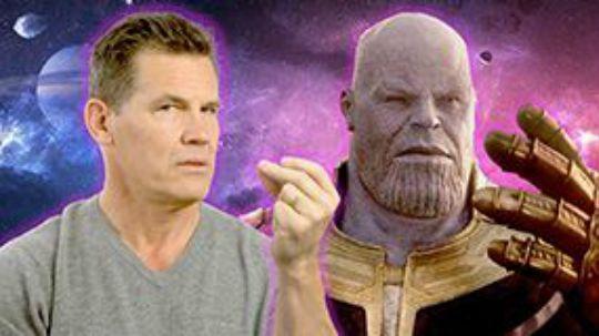 《灭霸响指教学》手把手教你毁灭半个宇宙!