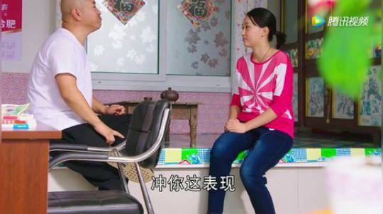 《乡村爱情9》刘英最近表现很好,刘能直夸她还给了奖励!