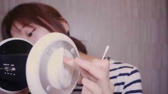 latte 小姐姐清洁耳朵