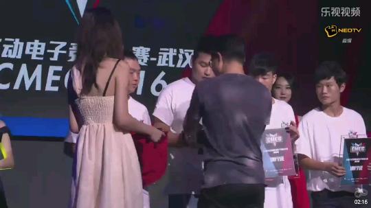 2016CMEG全国移动电子竞技大赛拳皇97高清版颁奖典礼