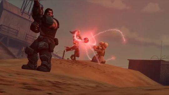 暴雪英雄之无限战争