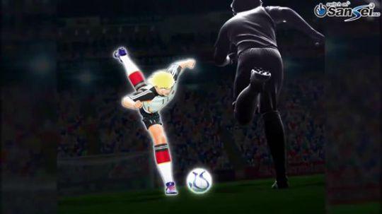 《足球小将》柏青哥游戏视频