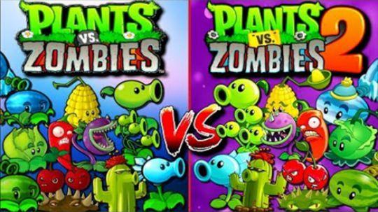 植物大战僵尸:初代植物大战二代植物 哪一个伤害更高?