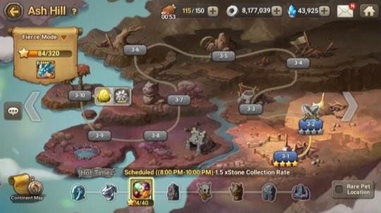 石器時代起源:新大陸3-2