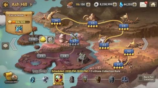 石器時代起源:新大陸3-7