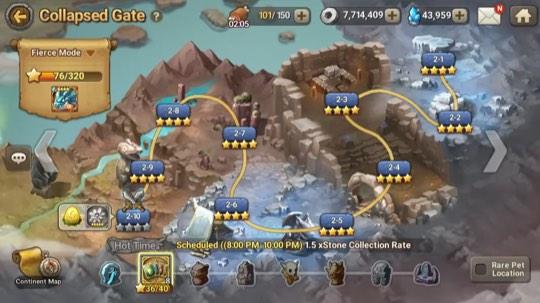 石器時代起源:新大陸2-10