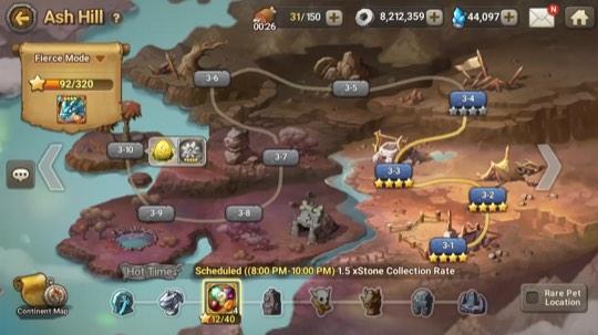 石器時代起源:新大陸3-4