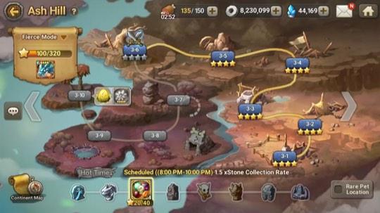 石器時代起源:新大陸3-6