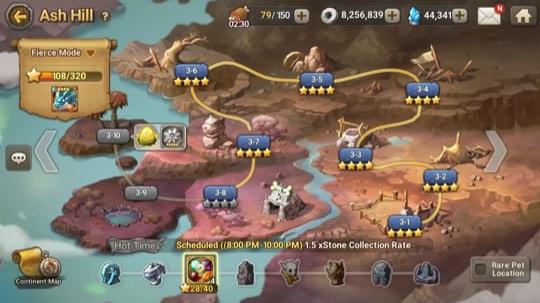石器時代起源:新大陸3-8
