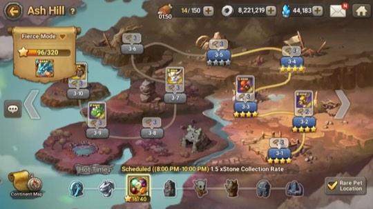石器時代起源:新大陸3-5